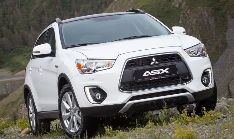 Компактный внедорожник Mitsubishi ASX
