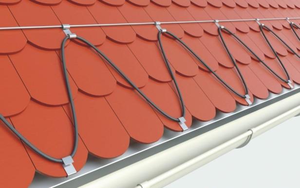 Эффективные системы обогрева крыш и водостоков