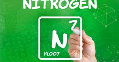 Плотность и свойства азота, теплопроводность азота N2