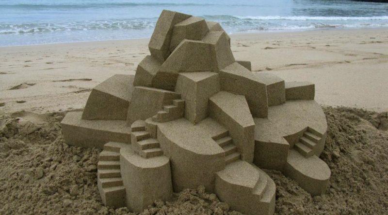 Теплопроводность песка, плотность песка