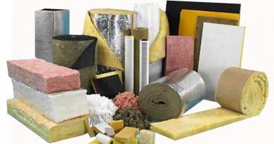 Теплопроводность, теплоемкость и плотность строительных и теплоизоляционных материалов