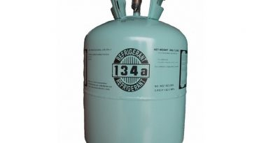 Теплопроводность, теплоемкость, свойства фреона-134a