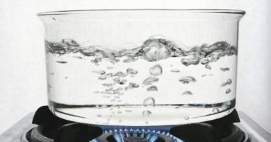 Теплота парообразования воды и температура кипения воды