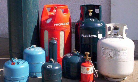 Свойства газов метанового ряда