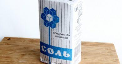 Свойства и теплопроводность поваренной соли