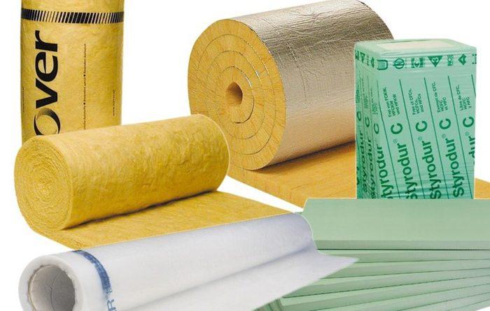 Свойства и теплопроводность теплоизоляционных материалов