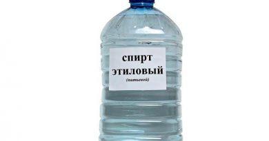 Теплопроводность и свойства этилового спирта