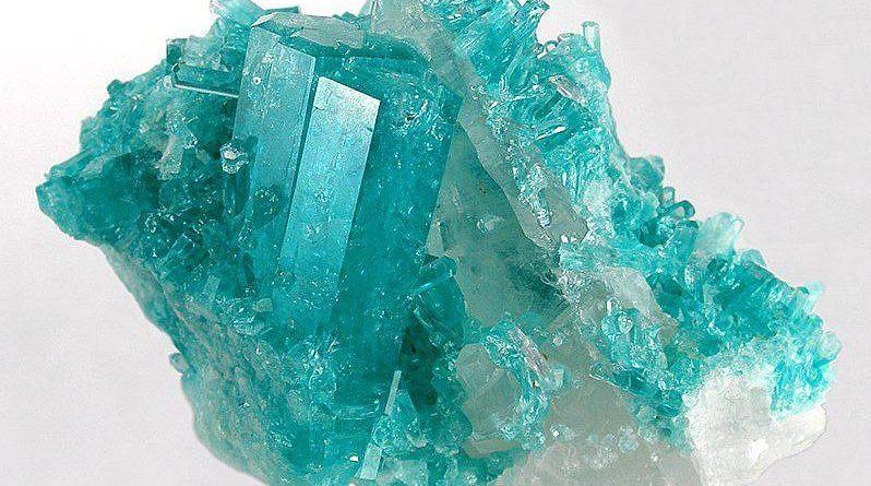Теплопроводность и теплоемкость минералов