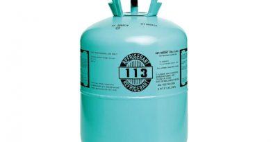 Теплопроводность, теплоемкость, свойства фреона-113