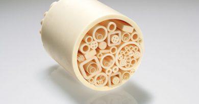 Температура плавления высокотемпературной керамики