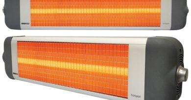 Принцип работы бытовых инфракрасных обогревателей