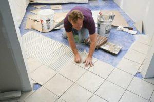 Советы для самостоятельной укладки плитки