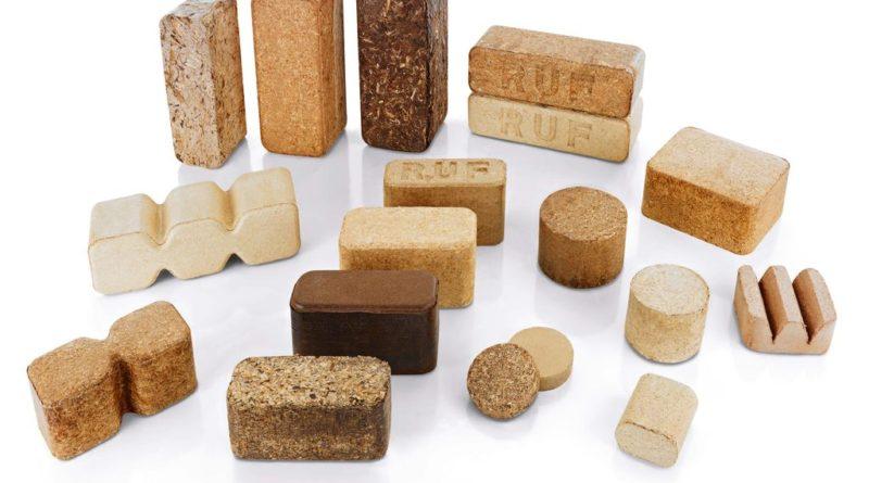 Топливные брикеты – лучшая альтернатива дровам