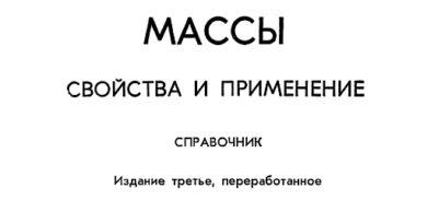 Кацнельсон М. Ю., Балаев Г. А. Пластические массы. Свойства и применение. Справочник