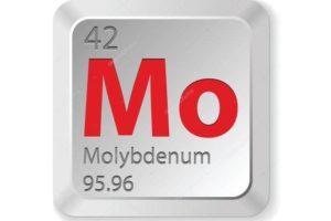 Плотность молибдена, его теплопроводность и теплоемкость