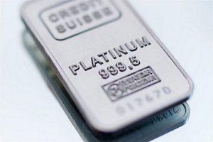 Плотность платины и свойства платины от комнатной до температуры плавления
