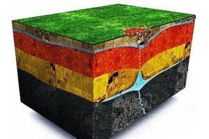 Плотность грунтов - таблица плотности