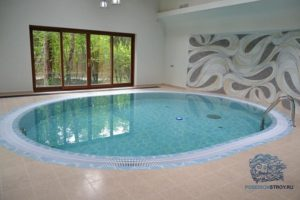 Этапы строительства и проектирования бассейна