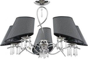 Светильники и люстры для помещения в разных стилях